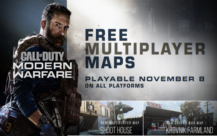 2 bản đồ mới