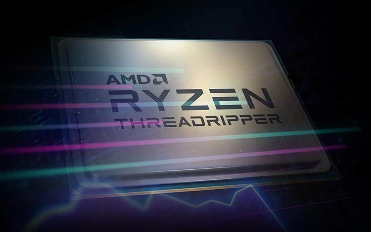 """AMD xác nhận tồn tại """"quái vật"""" Threadripper 3990X 64 lõi"""