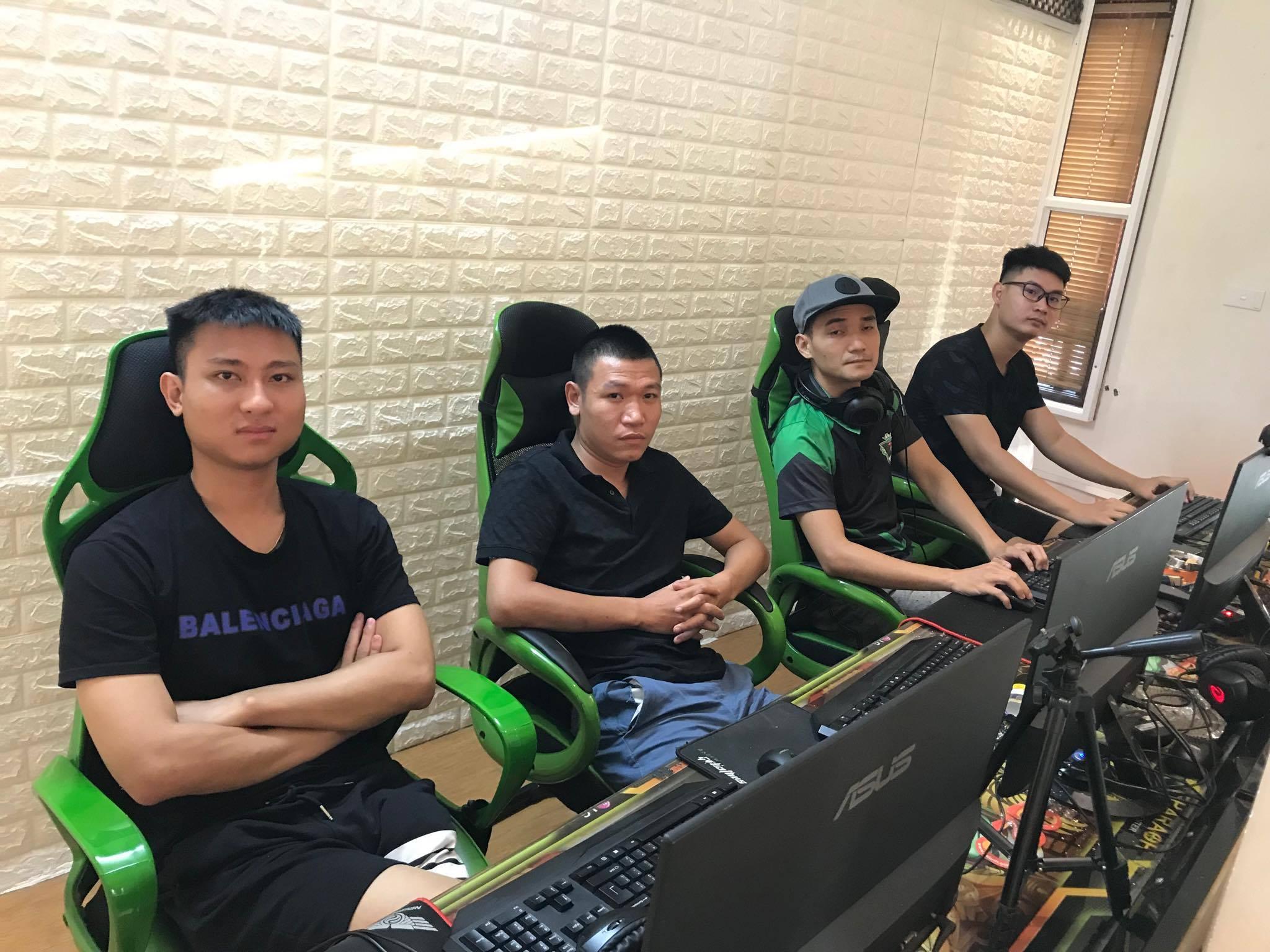 Gunny và những người đồng đội của Sài Gòn new
