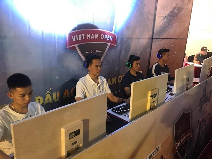 Việt Nam 1 lên ngôi vô địch nội dung Showmatch 4vs4 Assyrian với chiến thắng hủy diệt 3-0 trước Trung Quốc 2