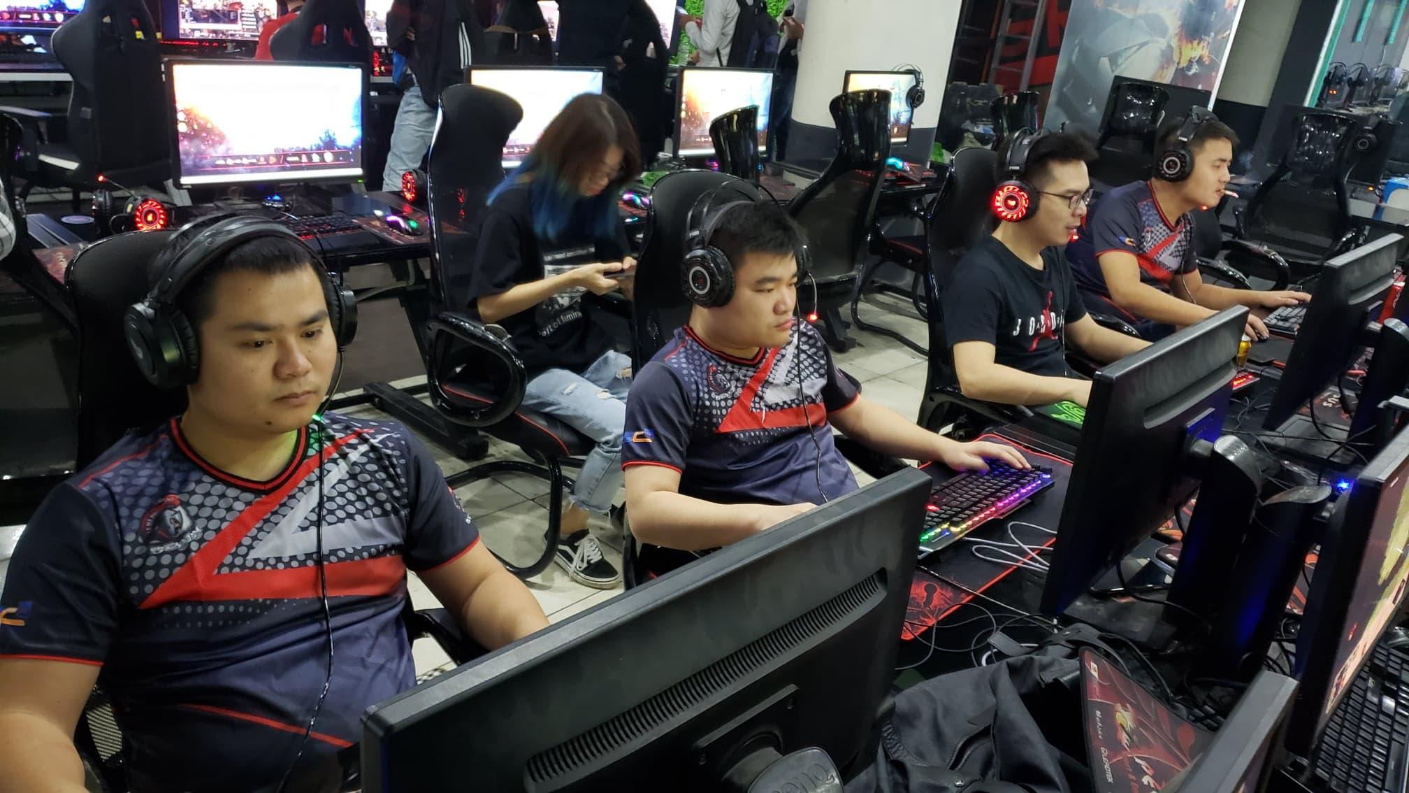 La Mã Phục Hưng với sự quyết tâm tại giải đấu AoE Việt Nam Open 2019
