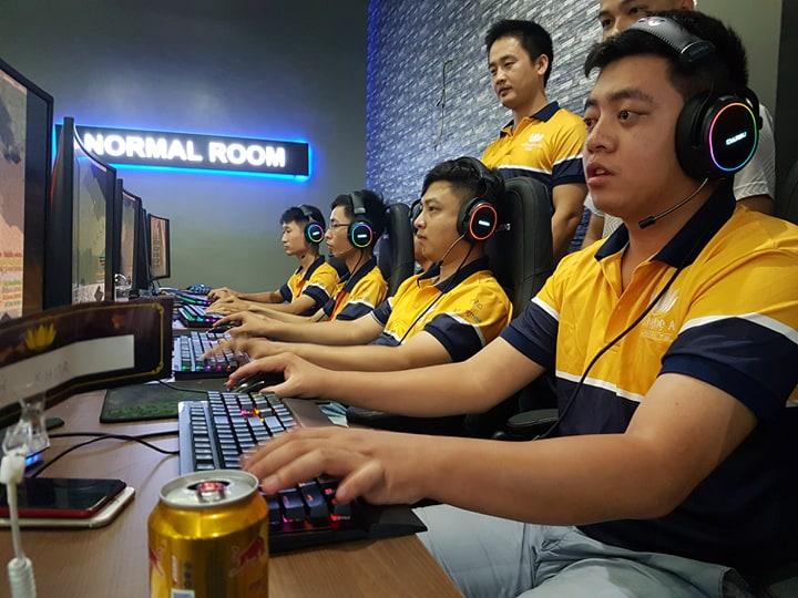 Skyred xuất sắc trở thành Á quân 4vs4 Random giải đấu AoE Nghệ An Open 1