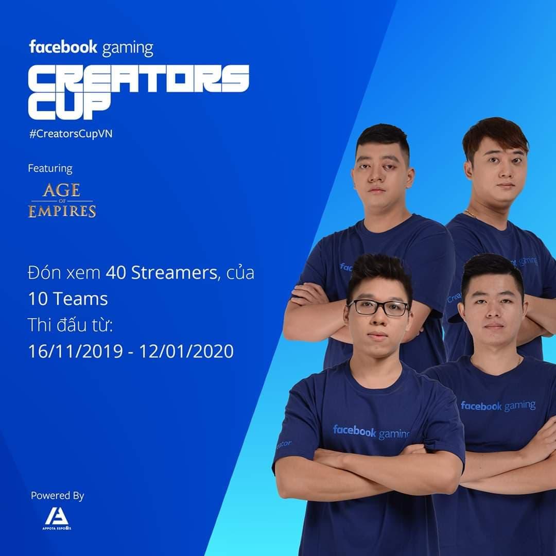 Một giải đấu AoE dạng League sẽ chính thức được diễn ra vào ngày 16/11/2019