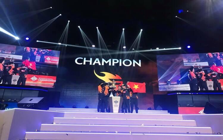 Kết quả chung kết AIC 2019: Team Flash lên ngôi, Việt Nam thống trị LQM thế giới
