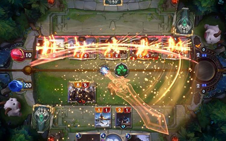 Riot lên tiếng giải thích về hệ thống EXP và phần thưởng của Huyền thoại Runeterra