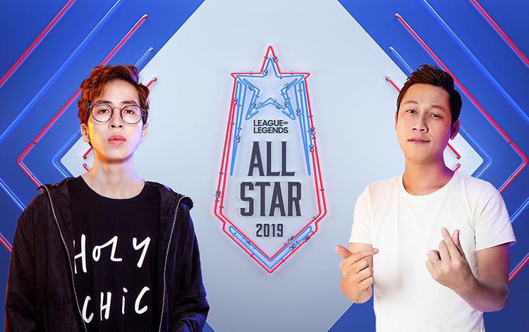 Thầy giáo Ba cùng Viruss được mời tham gia All-star 2019