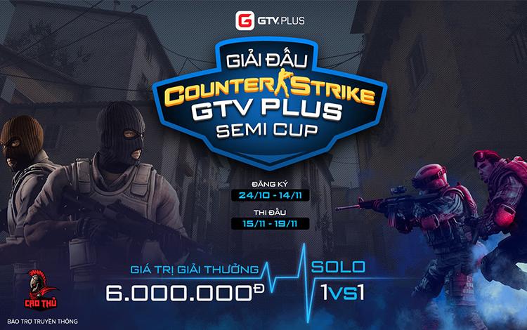 Counter Strike GTV Plus Semi Cup