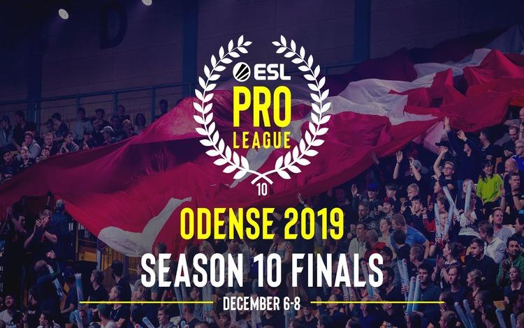 ESL công bố kết quả chia bảng Vòng chung kết ESL Pro League Season 10