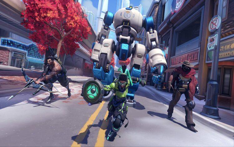 Overwatch sẽ có hệ thống ping đa nhiệm tương tự với Apex Legends