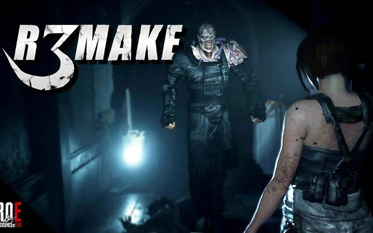 Resident Evil 3 Remake đang được phát triển
