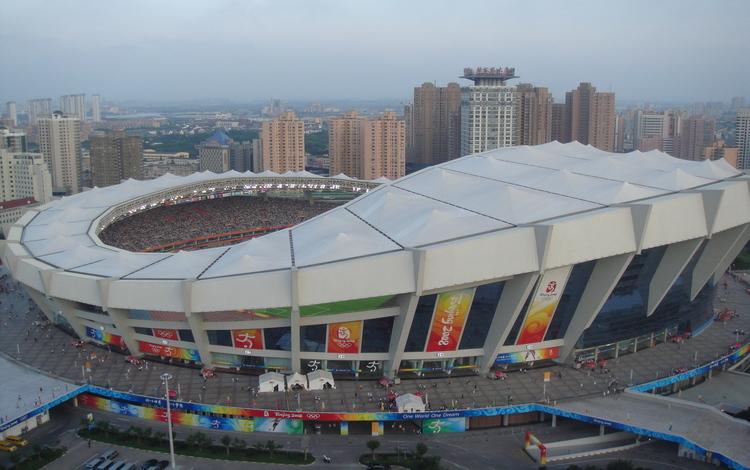 Sân vận động Thượng Hải sẽ là nơi diễn ra trận chung kết CKTG 2020