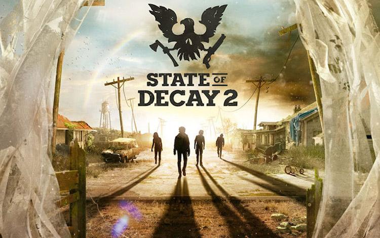 State of Decay 2 chính thức lên kệ Steam
