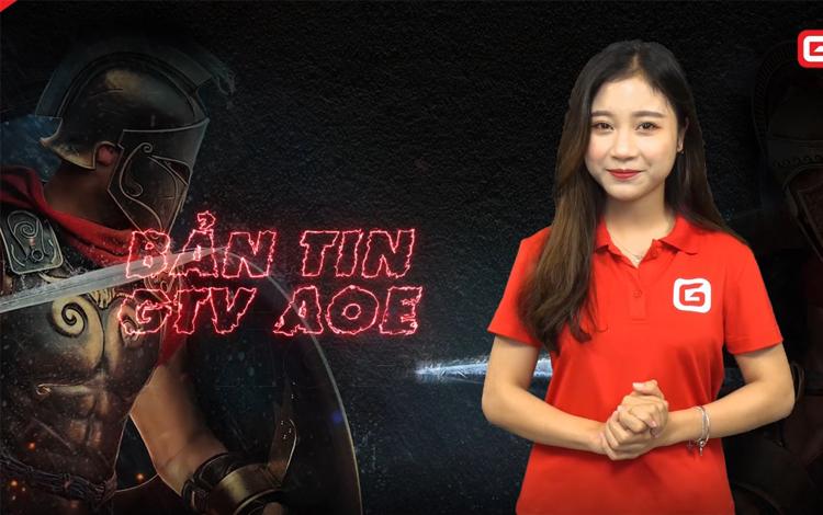 Bản tin AoE GTV: AoE Facebook Gaming Creators Cup 2019 Sparta khẳng định sức mạnh