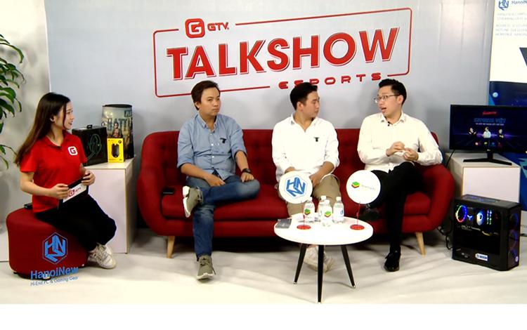 GTV Talkshow 7: Quá trình chuyên nghiệp hóa eSports Việt và giấc mơ chung kết thế giới