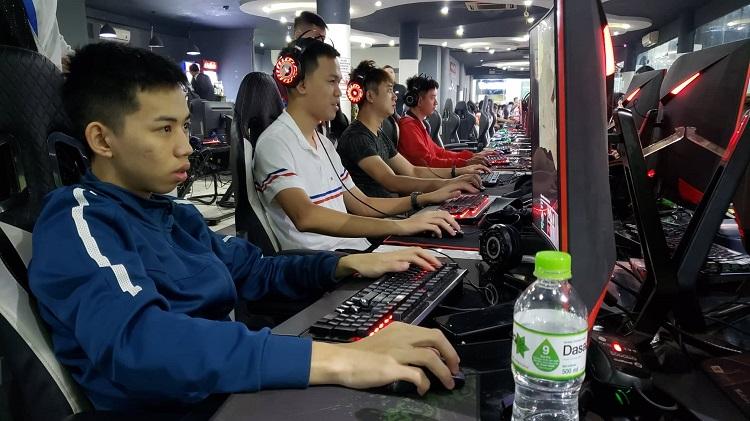 Tường thuật trực tiếp giải đấu AoE Việt Nam Open 2019 ngày thi đấu 7/11
