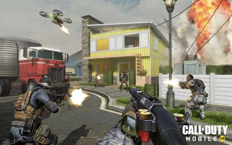 CoD Mobile nhanh chóng trở thành một trò chơi được người hâm mộ yêu thích.