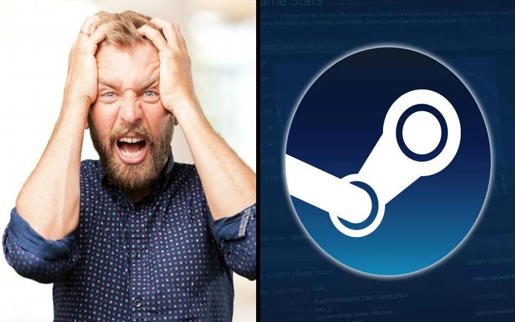 Streamer nổi giận vì bị mẹ report dẫn đến án ban trên Steam