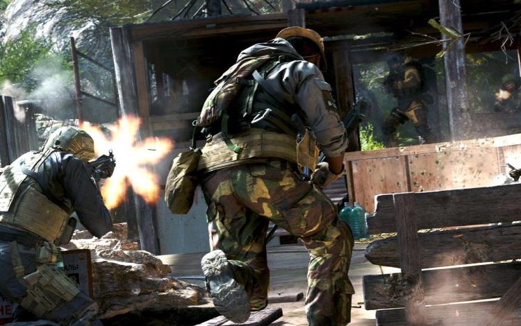 Modern Warfare đã có nhiều cải tiến, nhưng shroud vẫn chưa nghĩ nó hoàn hảo.
