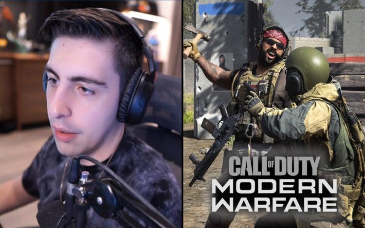 Shroud muốn thay đổi một điều trong Call of Duty