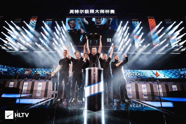 Chiến thắng IEM Bắc Kinh, Astralis gia nhập cuộc đua cho Intel Grand Slam mùa thứ 3