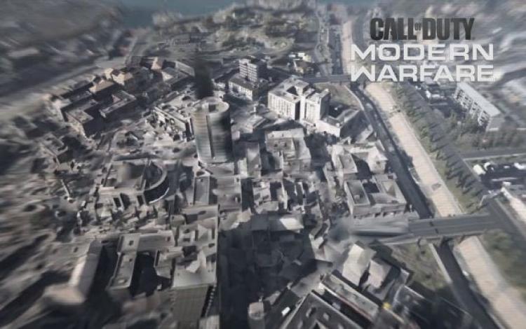 Sử dụng mẹo, game thủ Modern Warfare bắn hạ sniper trên lầu cao với một pha không tưởng