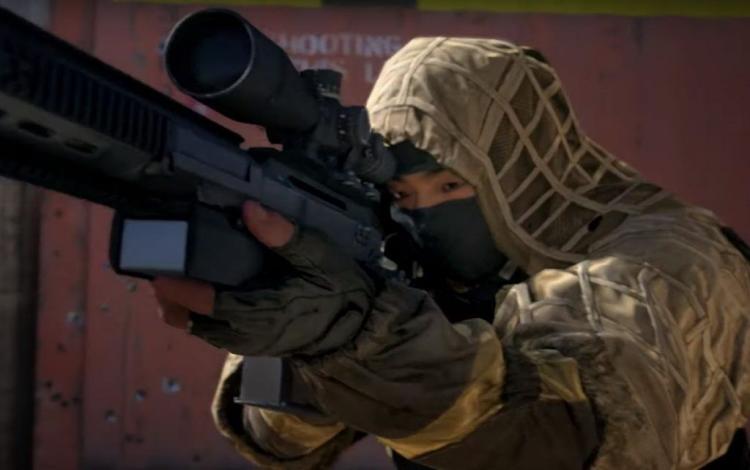 Người chơi đang trở nên sáng tạo hơn trên Quận Tavours để có được những tay súng bắn tỉa của Modern Warfare.