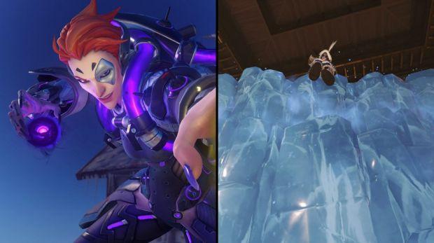 Quả cầu của Moira liệu có thể xuyên qua tường băng?