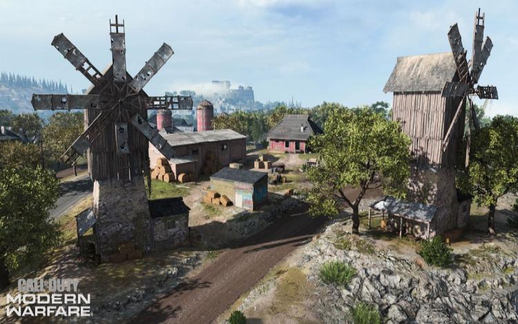 Lỗi điên rồ trong Modern Warfare khiến bản đồ phát sáng sặc sỡ