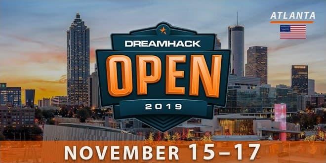 Những điều cần biết về DreamHack Open Atlanta 2019