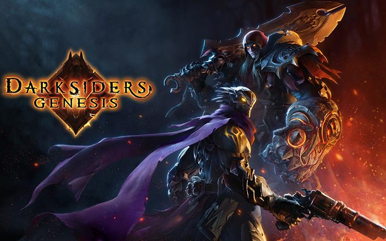 Chi tiết gameplay Darksiders Genesis