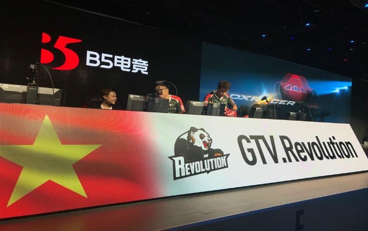 eXTREMESLAND Asia Finals: GTV.Revolution không thể tạo nên bất ngờ trước đối thủ quá mạnh