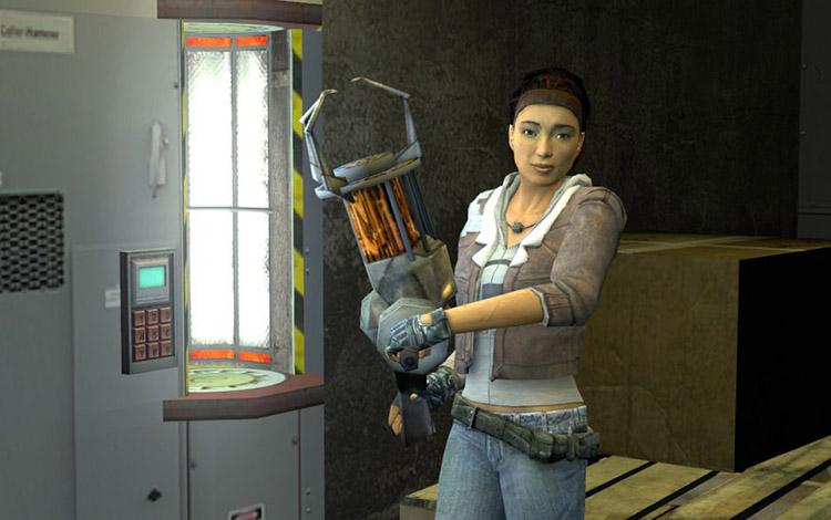 Tin đồn: Valve đang phát triển Half-Life phiên bản VR