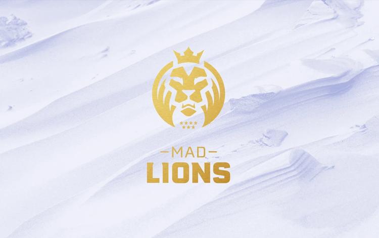 Splyce đổi tên thành MAD Lions và thay máu đội hình