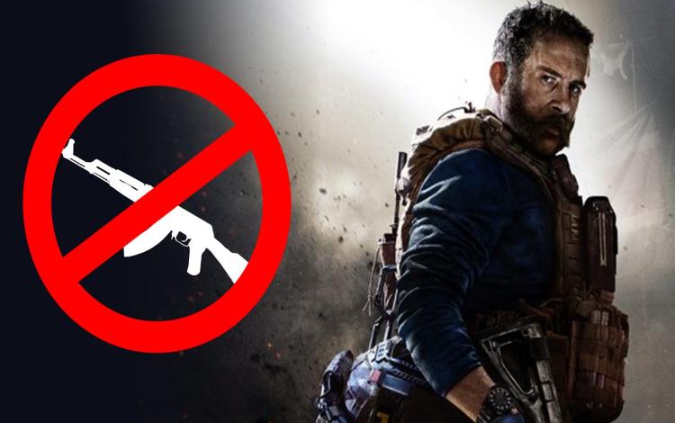 Modern Warfare: lỗi kì lạ khiến người chơi hồi sinh ''tay trắng''