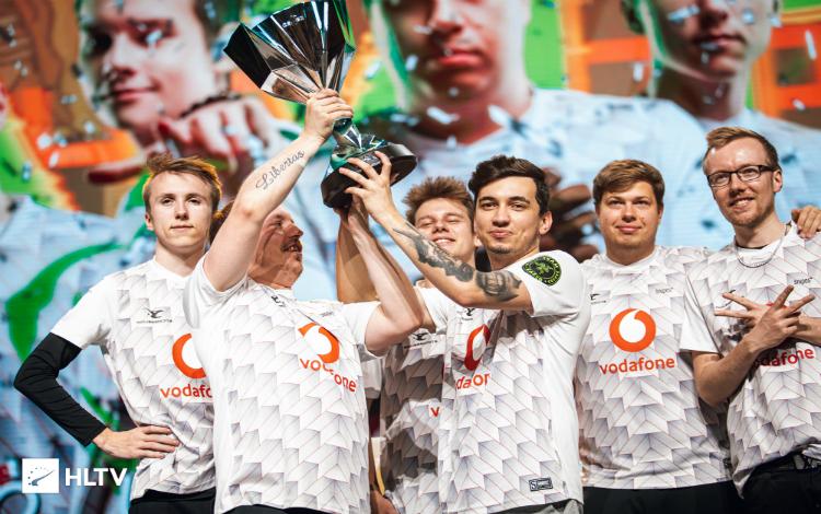 Mousesports vượt qua ENCE để chính thức lên ngôi vô địch CS:GO Asia Championships