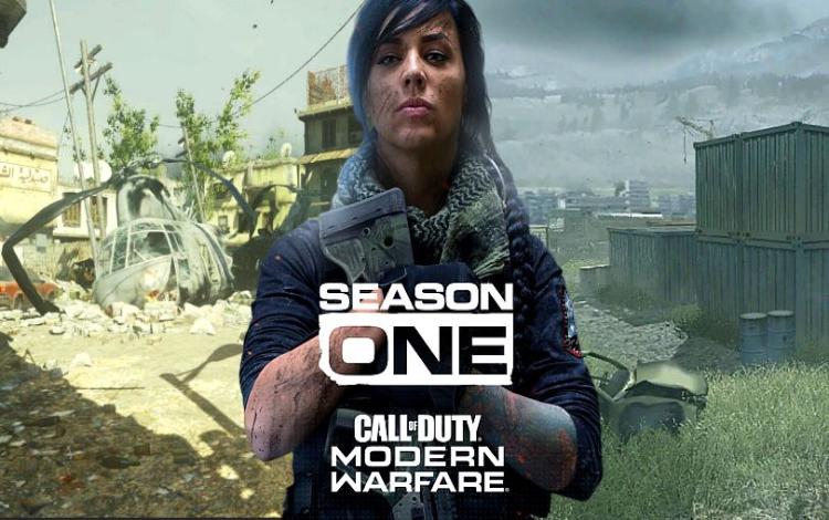 Modern Warfare Season One sẽ thêm ba bản đồ nhiều người chơi mới - tất cả các bản làm lại từ trò chơi CoD 4 ban đầu.