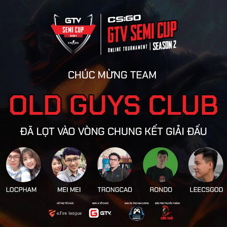 Old Guys Club