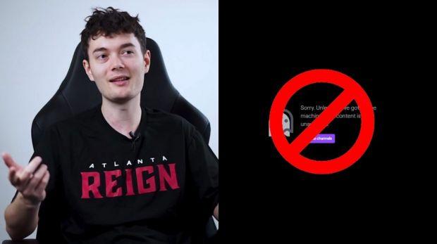 Dafran bị cấm stream khỏi Twitch mà không rõ lý do