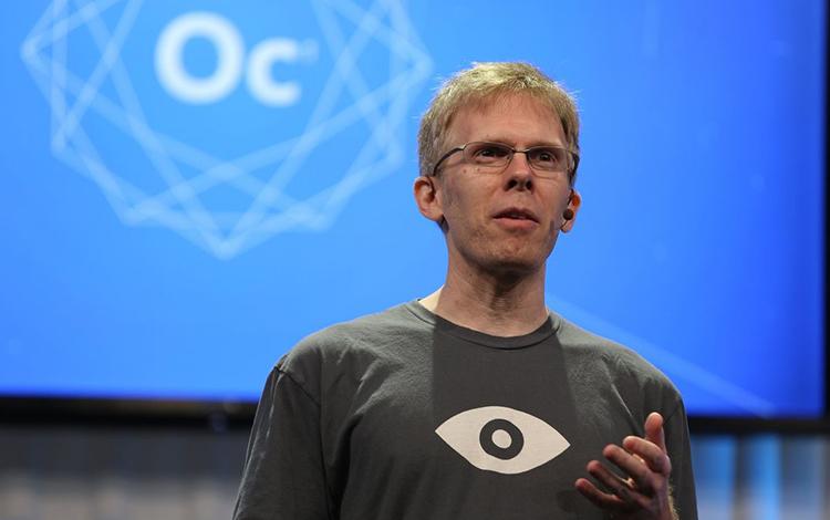 John Carmack nhận giải cống hiến trọn đời cho VR