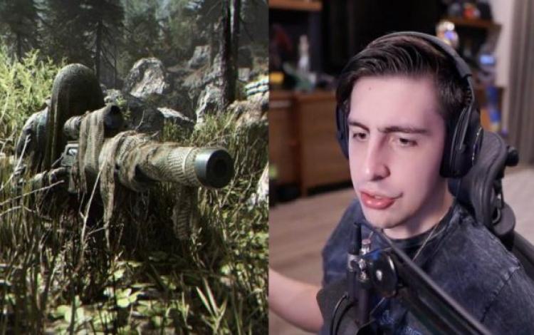 Shroud cho rằng ''làm sniper chẳng vui chút nào''
