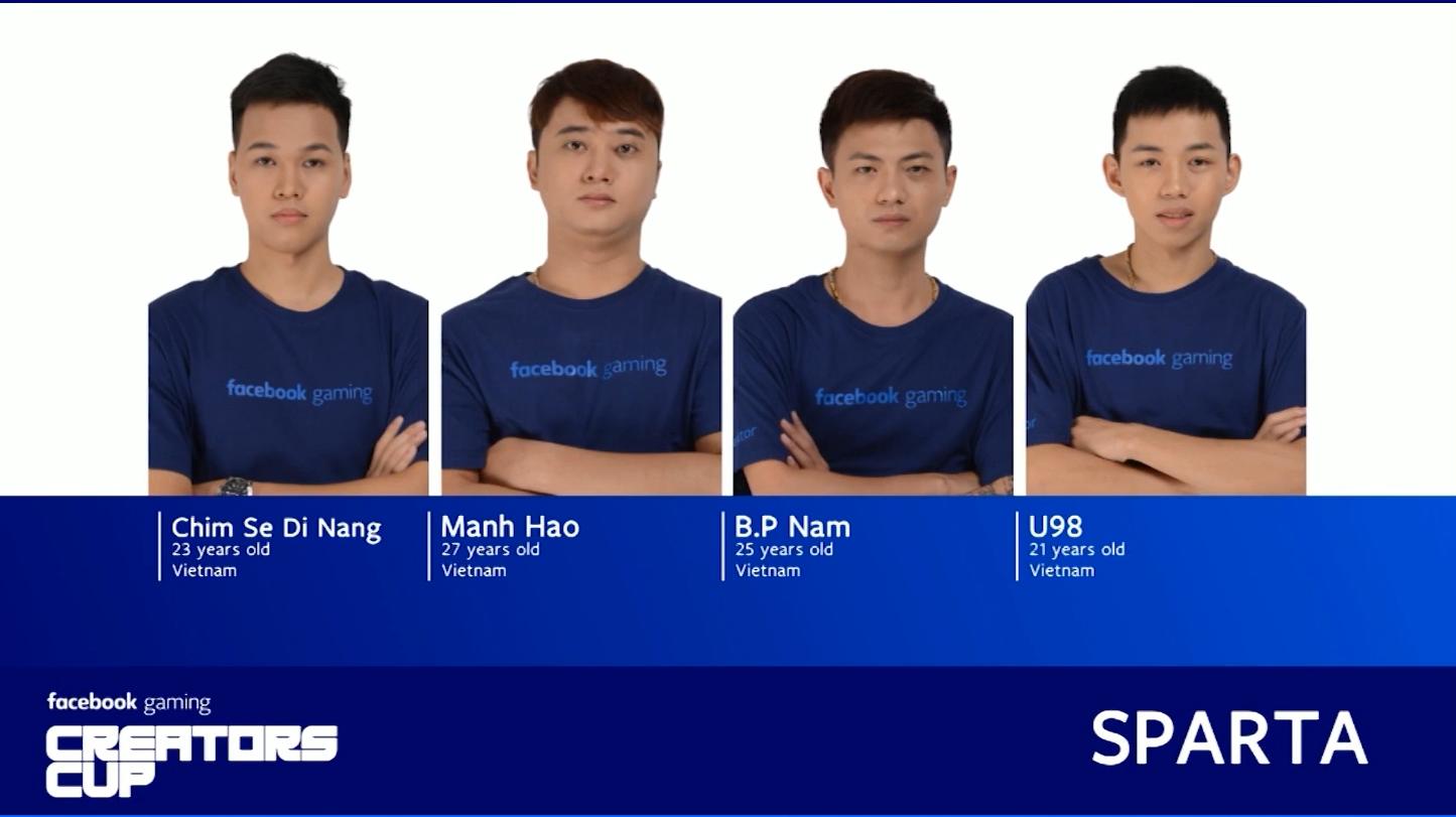 Sparta - xuat - sac - len - ngoi - vo - dich - tai - giai - dau - AoE - Facebook - Gaming - Creators - Cup - 2019