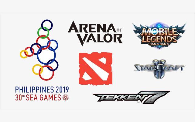 Kết quả bốc thăm chia bảng nội dung eSports tại SEA Games 30
