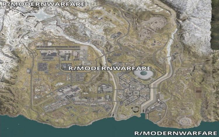 bản đồ mới
