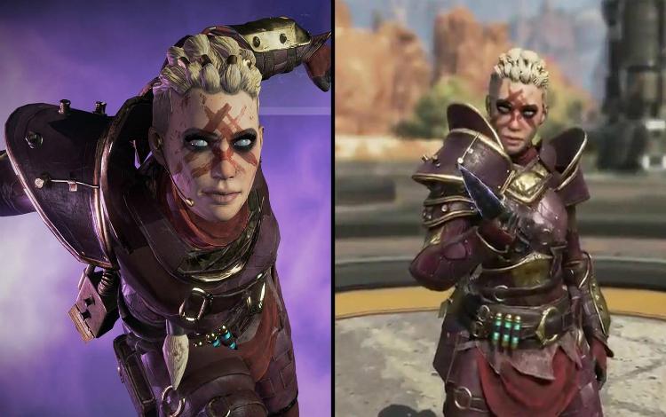 Chiêm ngưỡng hình ảnh cosplay Wraith được chia sẻ rộng rãi bởi cộng đồng