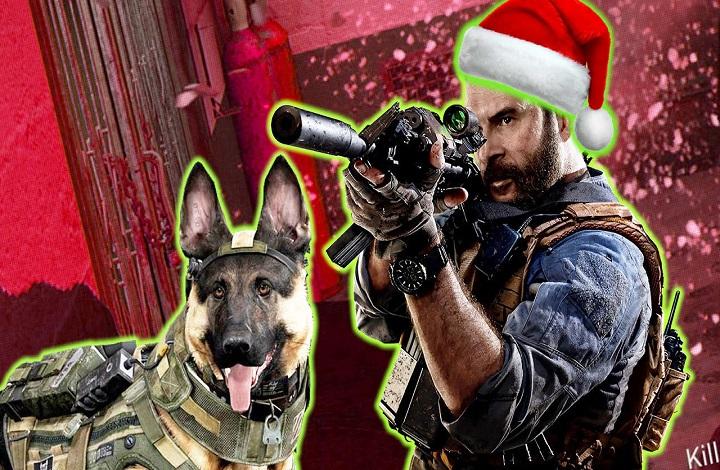 Những hình ảnh khó đỡ của ông già Noel trong các tựa game (P1)
