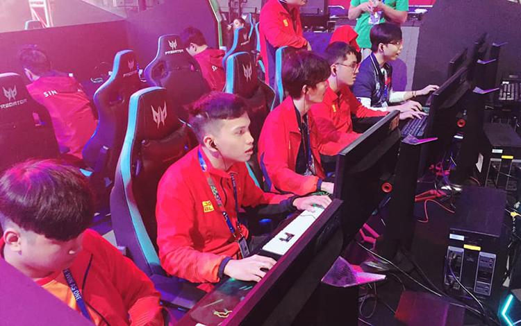 Niềm hy vọng vàng của eSports Việt Nam - 496 Gaming ra quân thành công tại bộ môn Dota 2