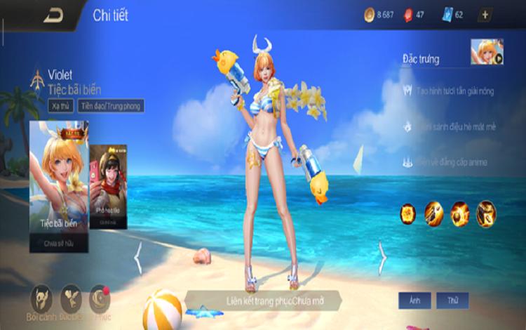 Tin sốc, game thủ có nguy cơ nhận FREE Ruby thay vì skin bậc SS ở Event sinh nhật