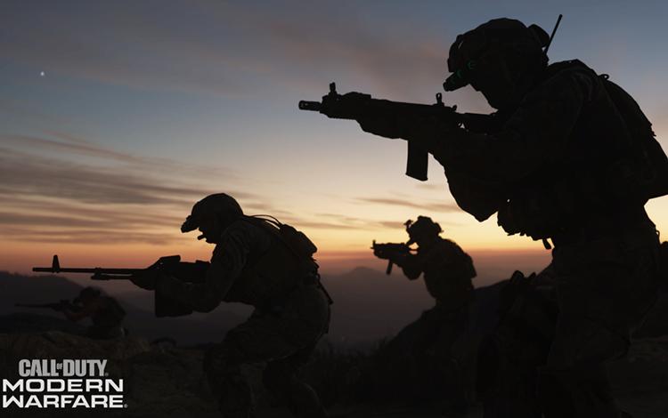 Modern Warface là tựa game CoD được chơi nhiều nhất kể từ Black Ops 2