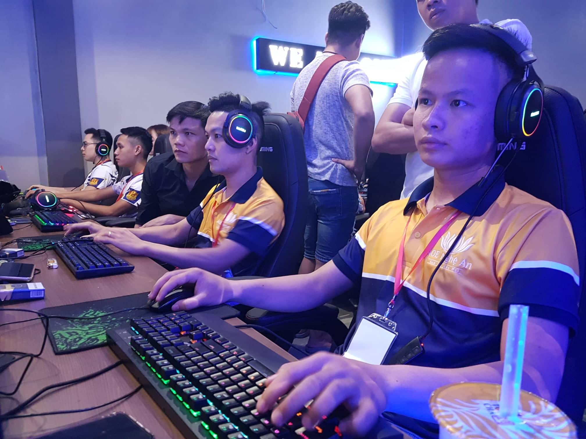 Vô Thường - Chipboy để tuột mất chức vô địch đáng tiếc tại giải đấu AoE Nghệ An Open I