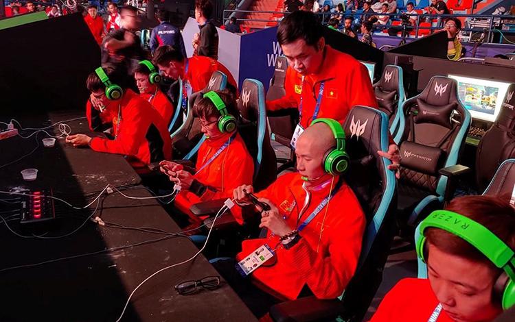 Đội tuyển Mobile Legends: Bang Bang Việt Nam xuất sắc lọt vào vòng bán kết SEA Games 30